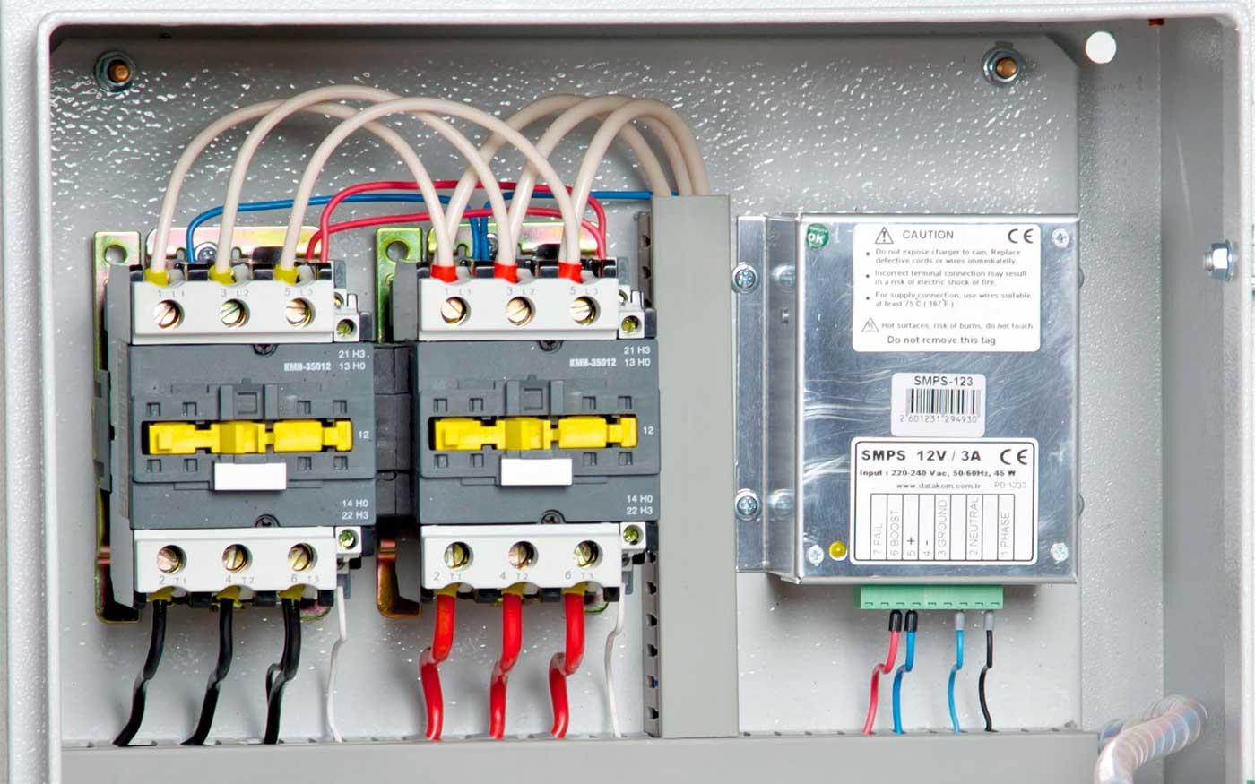 Пристрої автоматичного вводу резервного живлення АВР