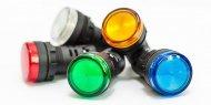 Світлосигнальні лампи індикатори